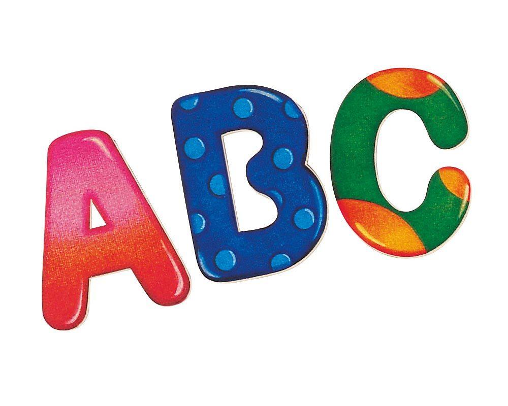 holzbuchstaben alphabet selbstklebend im 4er set selecta holzspielzeug. Black Bedroom Furniture Sets. Home Design Ideas