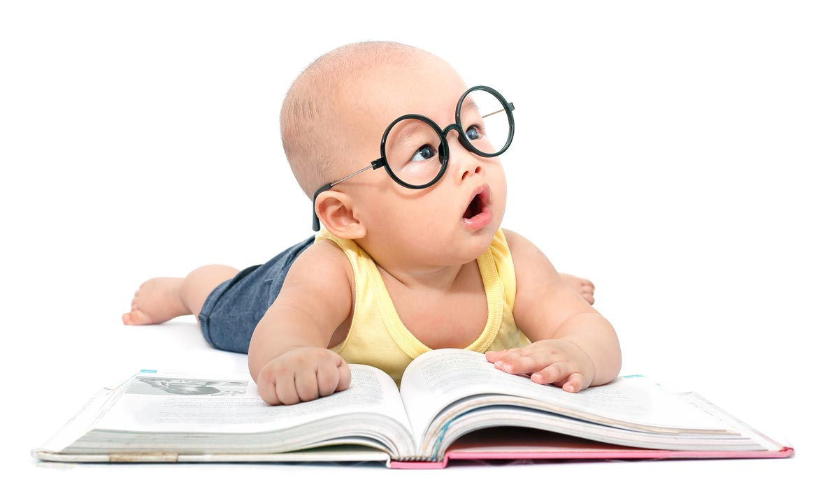 Babys Intelligenz