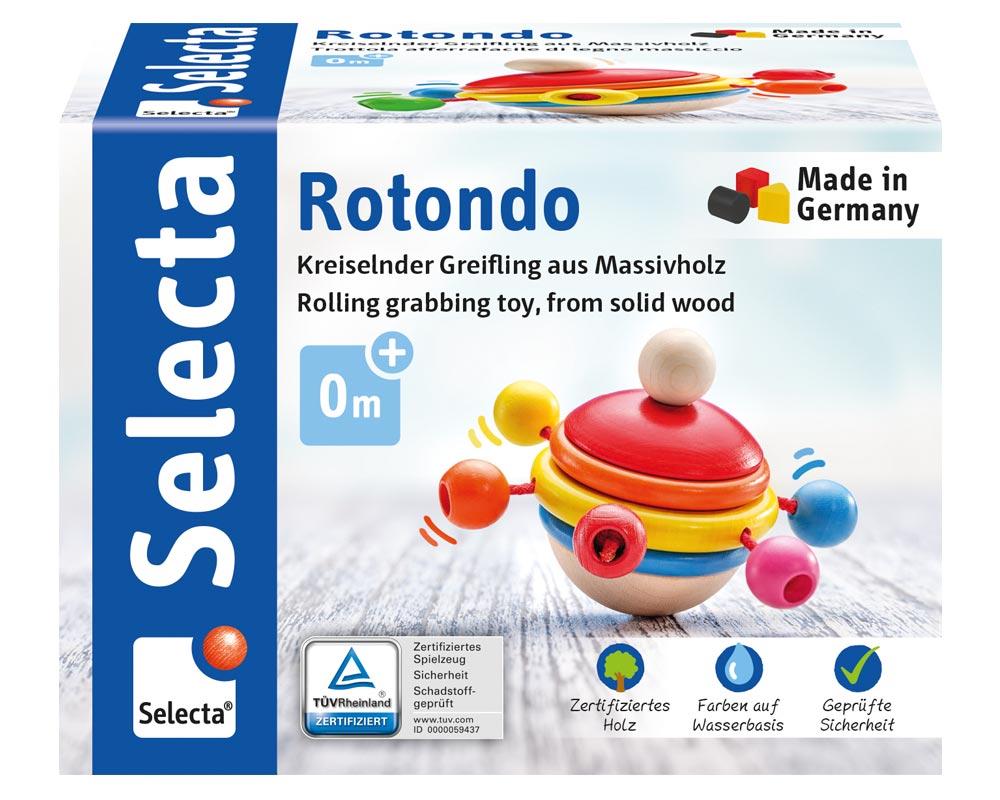 Rotondo Holz Spielzeug Packshot