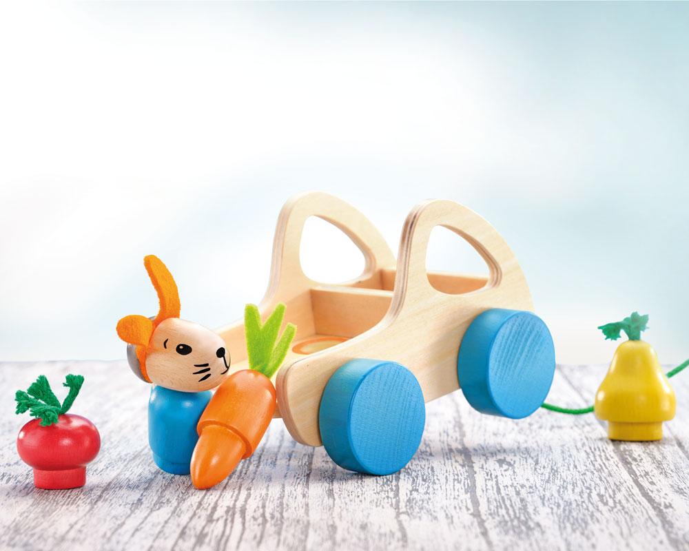 Verdurino Holz Spielzeug Selecta