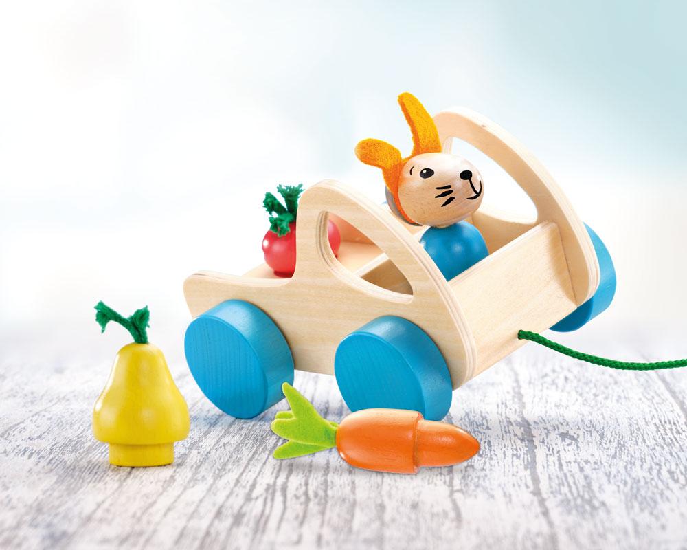 Verdurino Holz Spielzeug