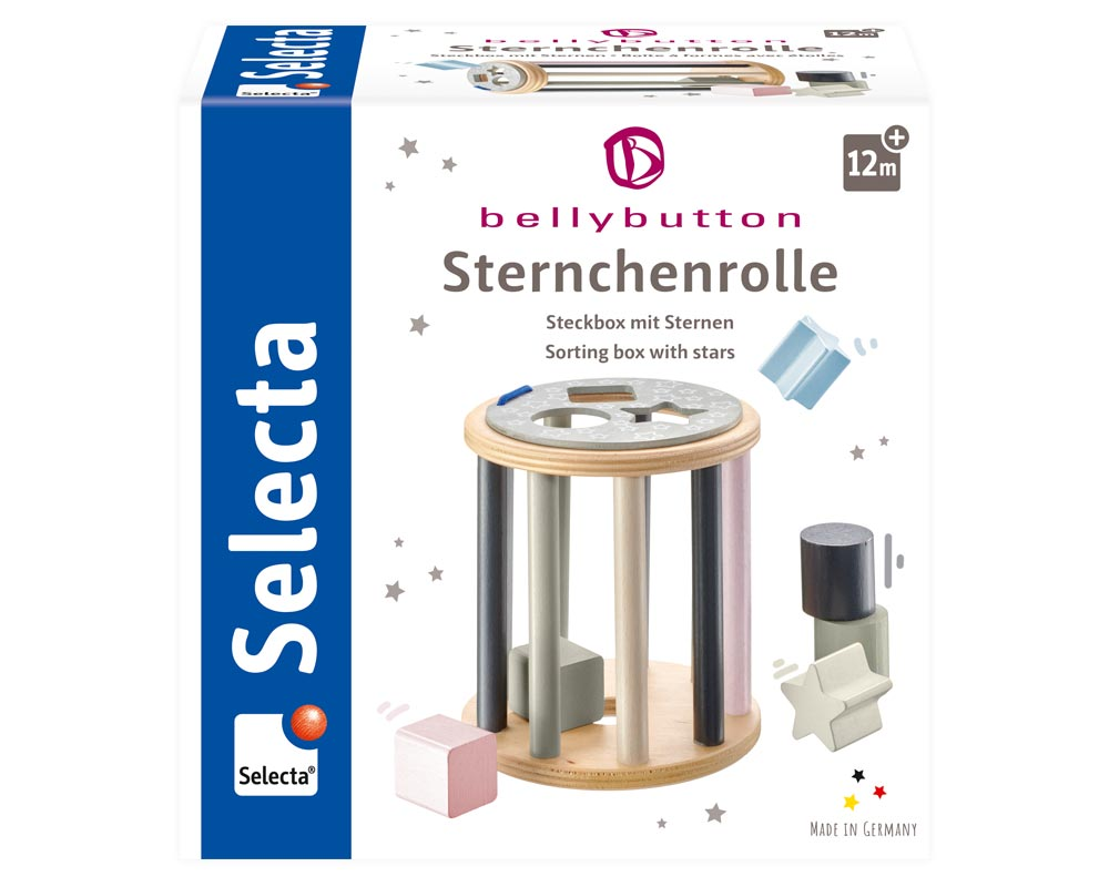 Sternchenrolle Packshot