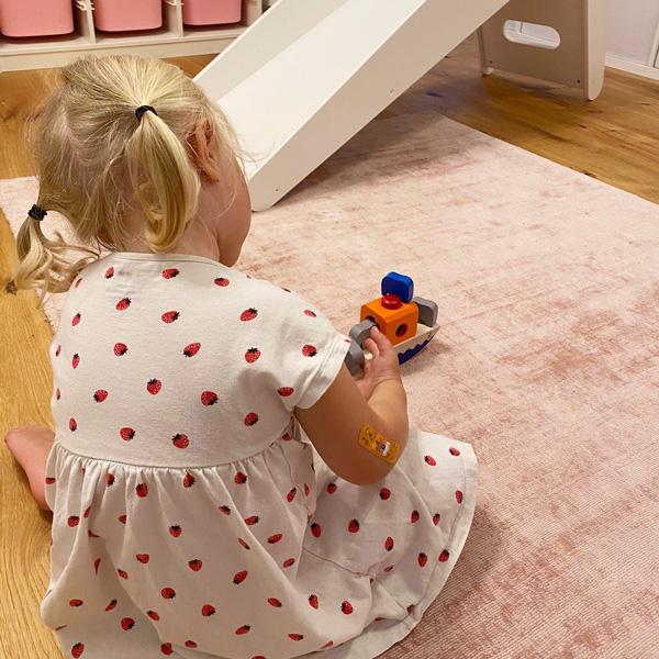 lernen mit Holzspielzeug Wippofant von Selecta®