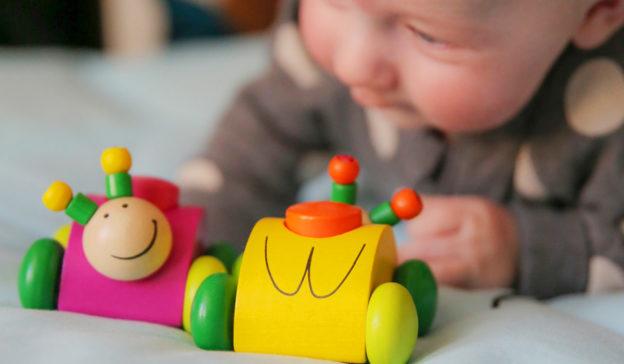 Wann können Babys was Ratgebertext