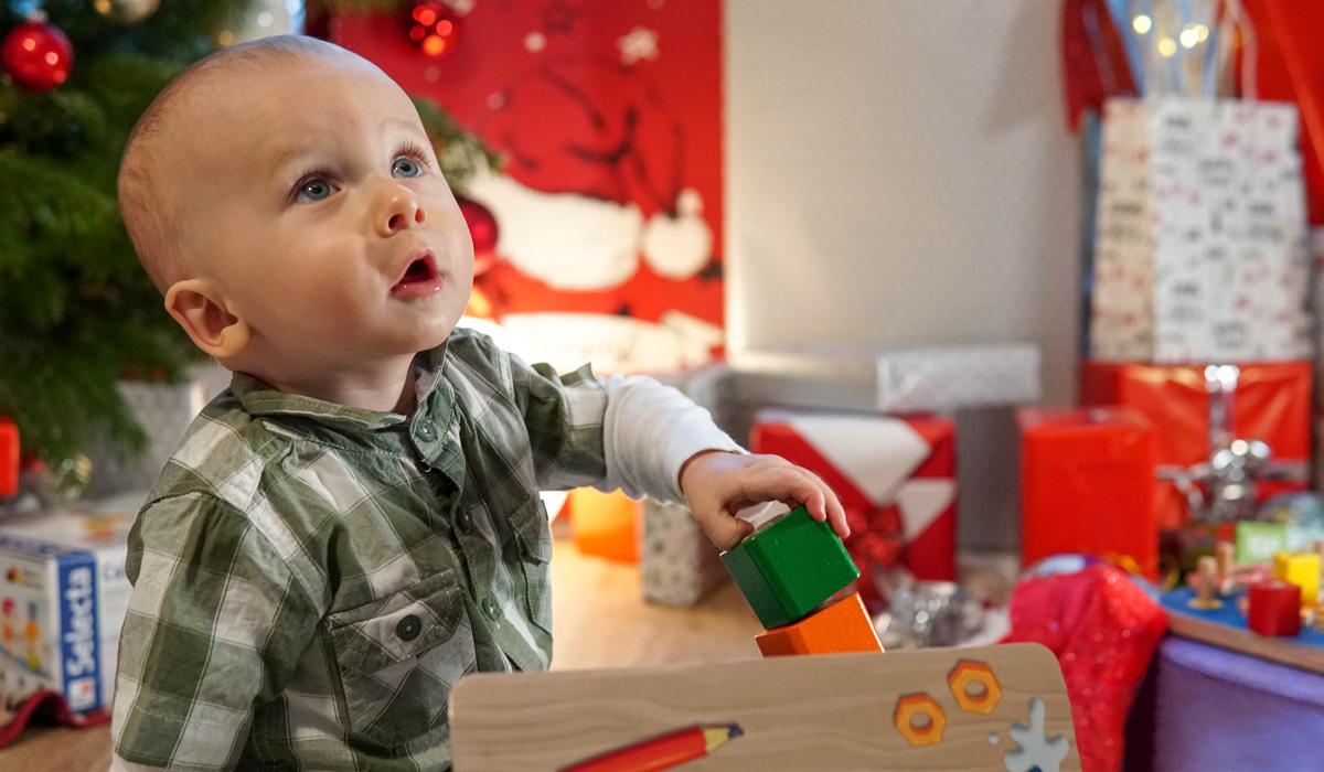Geschenk Kleinkinder Ratgeber: Wie sieht das perfekte Geschenk für Kleinkinder aus?