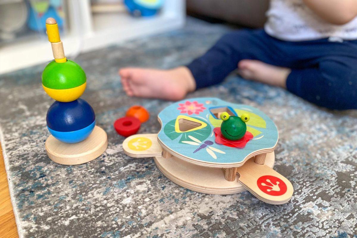 In jedem Alter das passende Spielzeug Titelfoto Selecta Story Anna Hofbauer