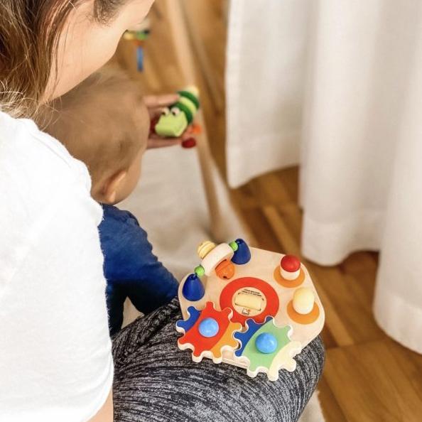 Richtiges Spielzeug finden für Kinder: Minitivity von Selecta®
