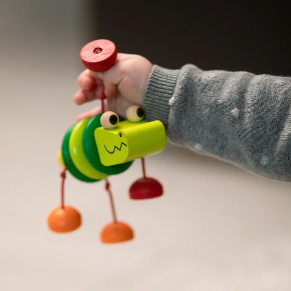 Kroko Lieblings-Holzspielzeug für Einjährige - und darüber hinaus Selecta Stories franzisaidwhat